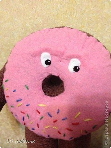 Пончик из рекламы фото 3