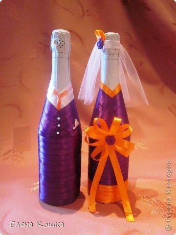 Вот такие бокальчики будут красоваться у подруги на свадьбе фото 7
