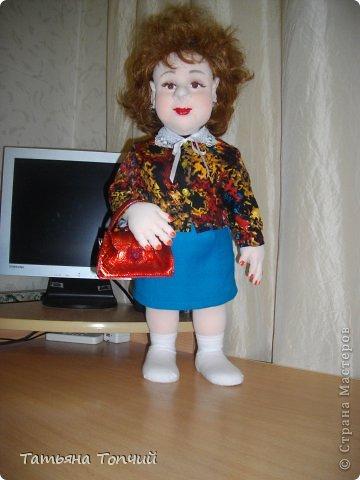 Кукла Анна Иванна фото 1