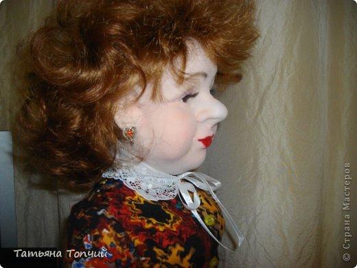 Кукла Анна Иванна фото 3