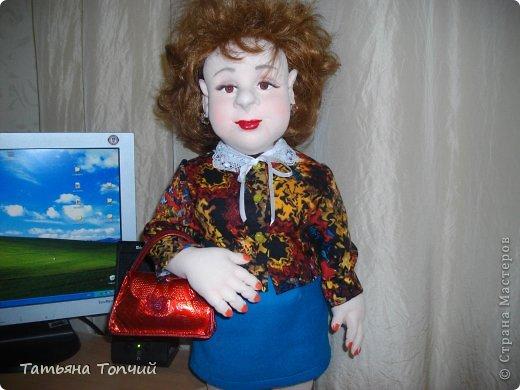 Кукла Анна Иванна фото 4