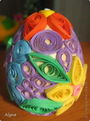 Это яйцо я оставила себе . фото 1