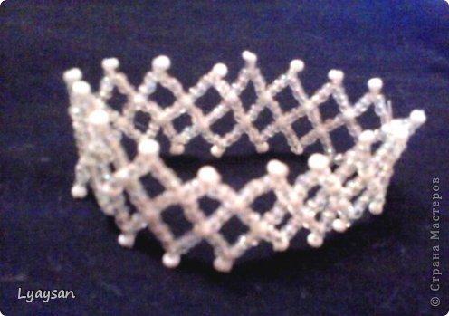 Браслеты, ожерелья и брелки из бисера фото 8