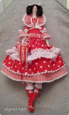 """Вот мои новые куколки из серии """"Царские дочки"""" фото 17"""