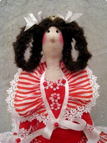 """Вот мои новые куколки из серии """"Царские дочки"""" фото 16"""