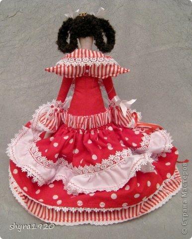 """Вот мои новые куколки из серии """"Царские дочки"""" фото 19"""