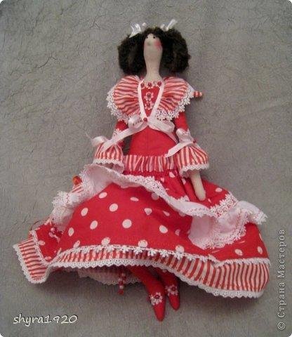 """Вот мои новые куколки из серии """"Царские дочки"""" фото 22"""