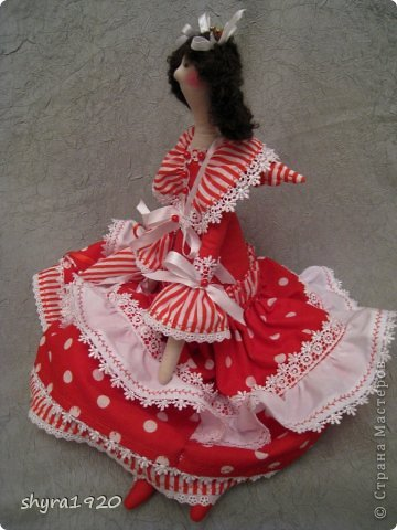 """Вот мои новые куколки из серии """"Царские дочки"""" фото 18"""