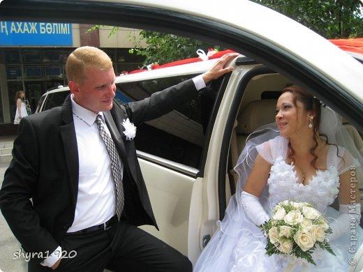Свадебная пара, которую я пошила к свадьбе сына. фото 16
