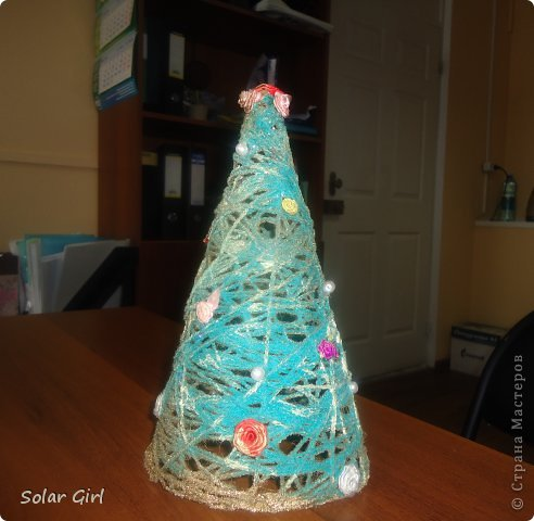 Мое первое дерево! Дерево счастья с добрым и нужным посланием  фото 2
