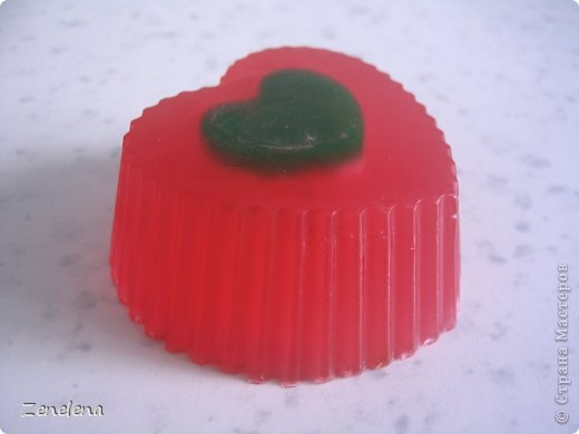 """Вот мои новые творения: Мыло """"Розовые мечты"""" . Для роллов использовала обрезки мыла из предыдущего моего поста с мылом """"Конфетти"""" - поэтому мечты получились с цветными вкраплениями. фото 7"""