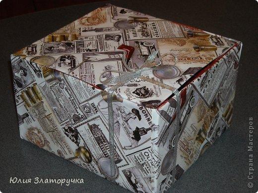 Оформление коробочки вкусных конфет в летней тематике,а точнее даже в дачной))) фото 10