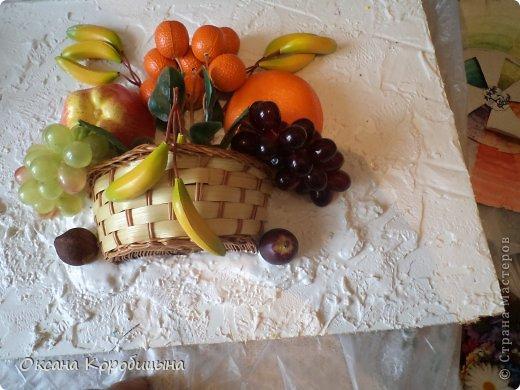 Очередная кухонная картина .От начало и до конца.   Я покажу вам 2варианта.  фото 10