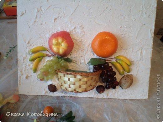 Очередная кухонная картина .От начало и до конца.   Я покажу вам 2варианта.  фото 13