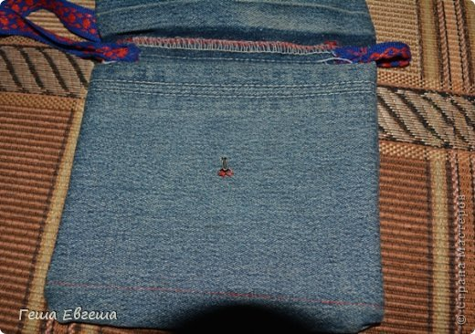 Вот такую сумочку я шила еще в школе. фото 2