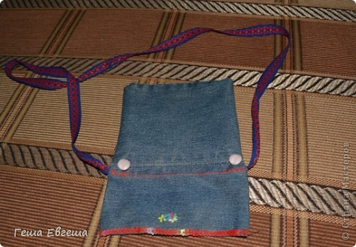 Вот такую сумочку я шила еще в школе. фото 3