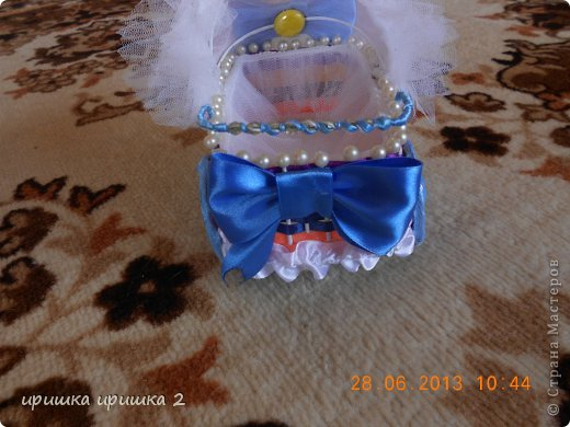 колясочки на свадьбу  фото 6