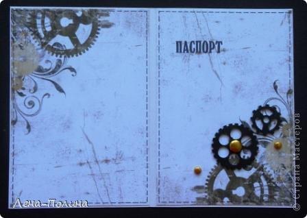 Обложки на паспорт. Мужская тема. фото 4