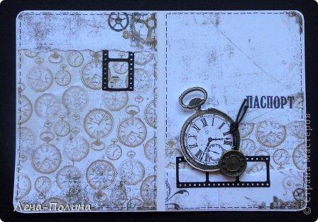 Обложки на паспорт. Мужская тема. фото 2