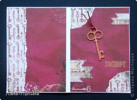 Обложки на паспорт. Мужская тема. фото 3