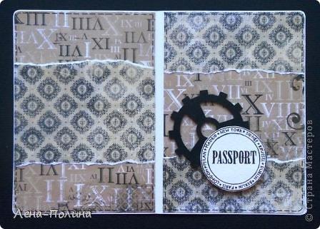 Обложки на паспорт. Мужская тема. фото 1