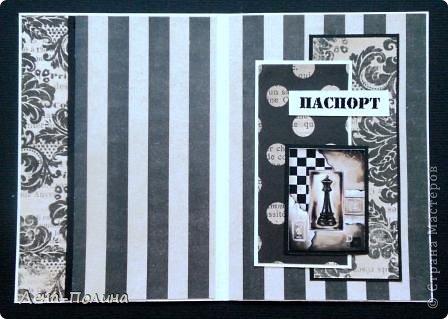 Обложки на паспорт. Мужская тема. фото 8