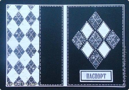 Обложки на паспорт. Мужская тема. фото 10