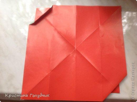 Привет! Хотите сделать такое легкое украшение? Тогда вы по адресу! Источник: http://planetaorigami.ru/2011/09/simvol-in-yan-iz-bumagi-po-sxeme-sy-chen/ фото 8