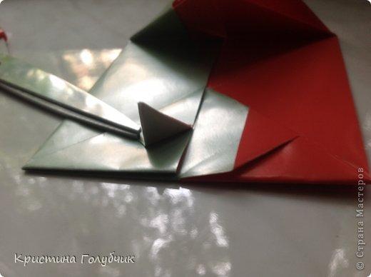 Привет! Хотите сделать такое легкое украшение? Тогда вы по адресу! Источник: http://planetaorigami.ru/2011/09/simvol-in-yan-iz-bumagi-po-sxeme-sy-chen/ фото 27