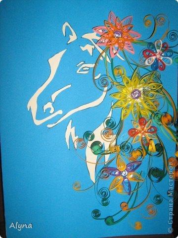 Моя сказочная лошадь . фото 1