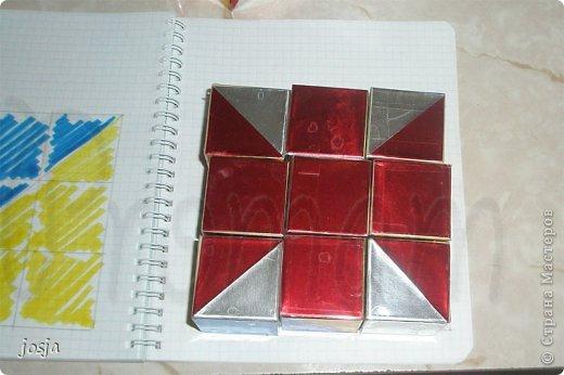 Вот такие кубики я сделала для сына. фото 2