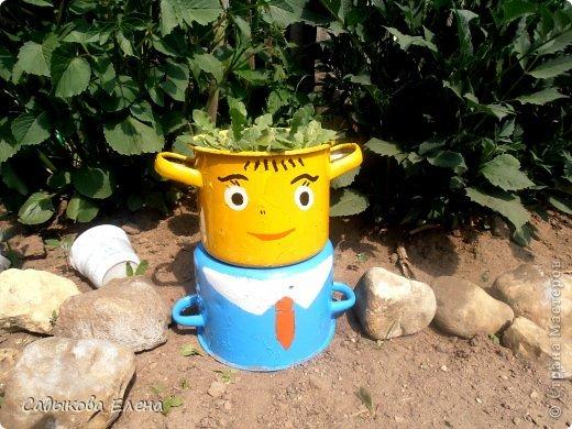 Изделия из пластиковых бутылок для сада своими руками фото