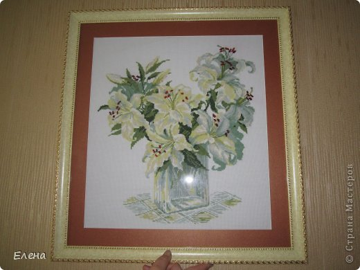 белые лилии фото 2