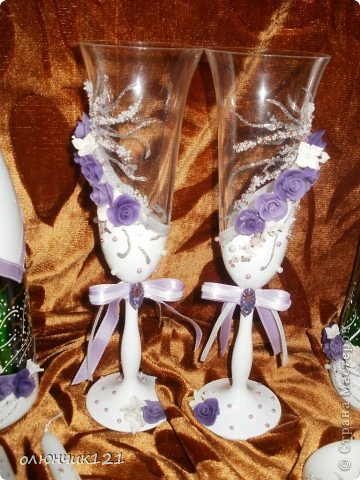 Заказ набора в фиолетовом цвете. Что скажете? фото 2