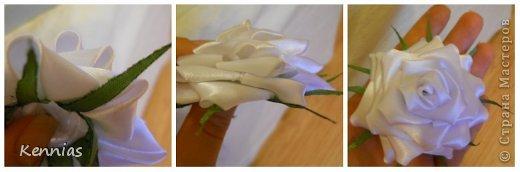 Здравствуйте!)В инете не нашла нормальный МК розы на стебле, поэтому решила сделать сама)Может в своей работе я пошла по сложному пути (если кто-то знает как легче сделать, поделитесь), но все-же))Прошу любить и жаловать!) фото 24