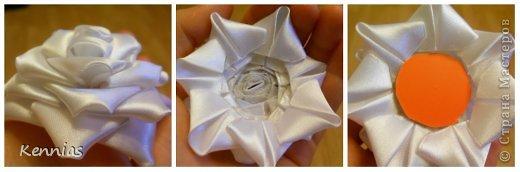 Здравствуйте!)В инете не нашла нормальный МК розы на стебле, поэтому решила сделать сама)Может в своей работе я пошла по сложному пути (если кто-то знает как легче сделать, поделитесь), но все-же))Прошу любить и жаловать!) фото 8