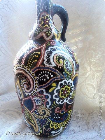 Баночки -наборы, бутылка и ваза. фото 2