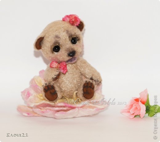 Мишка Дашенька фото 1
