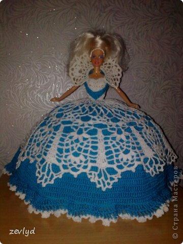 Платье для куклы Барби.  фото 17