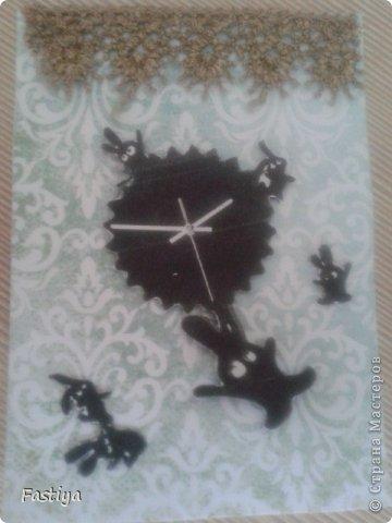 """Представляю свою серию карточек - """"Часы на стене"""".  Первой к выбору приглашается Танюша_003. фото 6"""