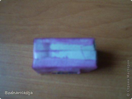 Я сделала вот такую микроволновку из двух внутреностей спичичного коробка. фото 3
