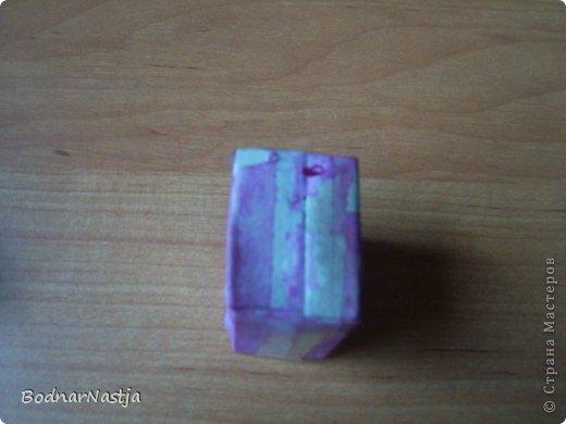 Я сделала вот такую микроволновку из двух внутреностей спичичного коробка. фото 5