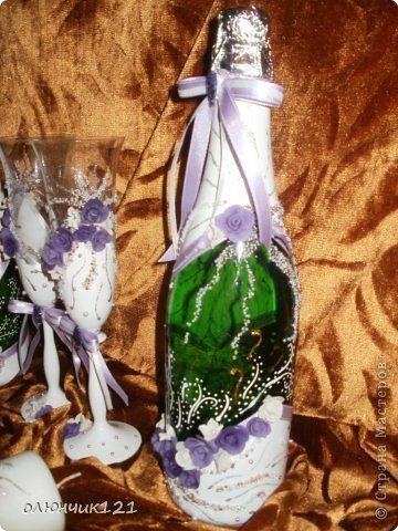 Заказ набора в фиолетовом цвете. Что скажете? фото 5