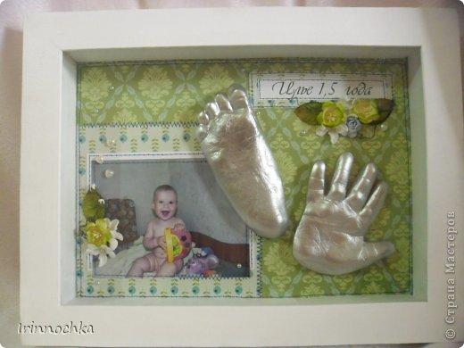 детские слепочки))) фото 2