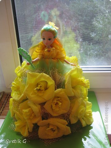 поступил срочный заказ. сделать подарок девочке на день рождения фото 2