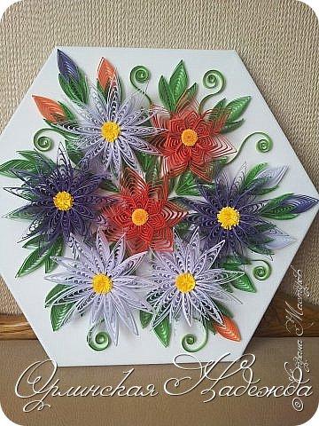 Сделала для подарка. Спасибо всем мастерицам, у кого-то цветочек, у кого-то листочек. фото 8