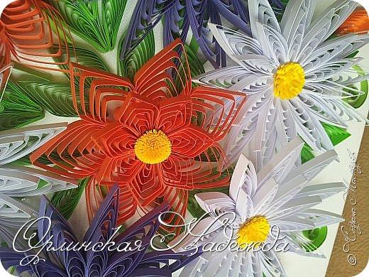 Сделала для подарка. Спасибо всем мастерицам, у кого-то цветочек, у кого-то листочек. фото 7