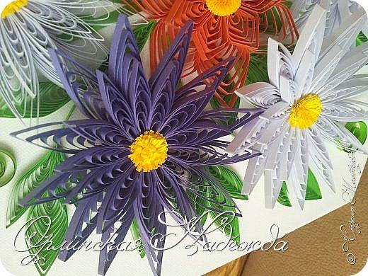 Сделала для подарка. Спасибо всем мастерицам, у кого-то цветочек, у кого-то листочек. фото 6