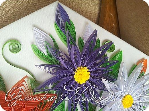 Сделала для подарка. Спасибо всем мастерицам, у кого-то цветочек, у кого-то листочек. фото 4