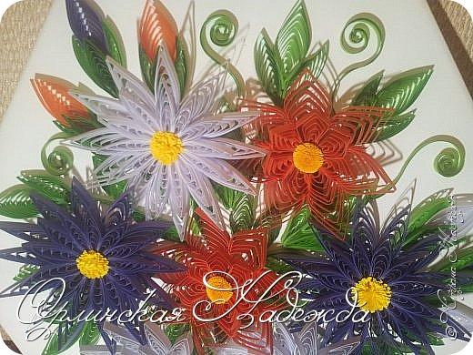 Сделала для подарка. Спасибо всем мастерицам, у кого-то цветочек, у кого-то листочек. фото 2